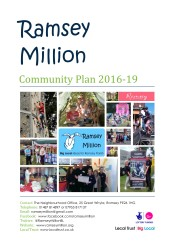 Fold out plan 2016 front cover