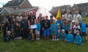 Small Grants Ramsey & Bury Scouts