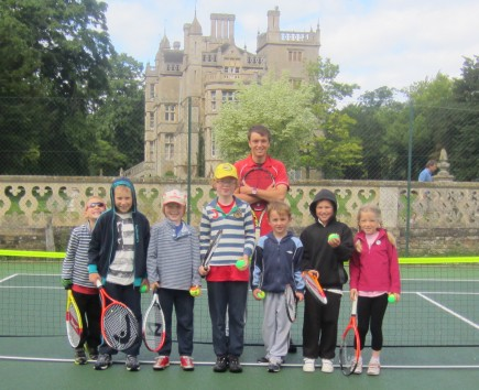 Small Grants Ramsey Tennis Club