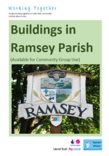 Buildings for Community Use  Booklet